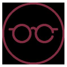 Iconos web queralt optica